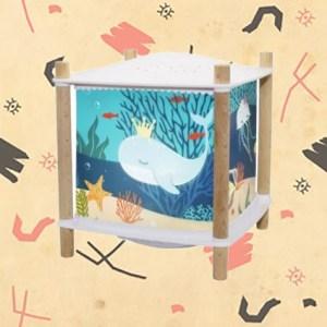 Veilleuse océan de la marque Trousselier