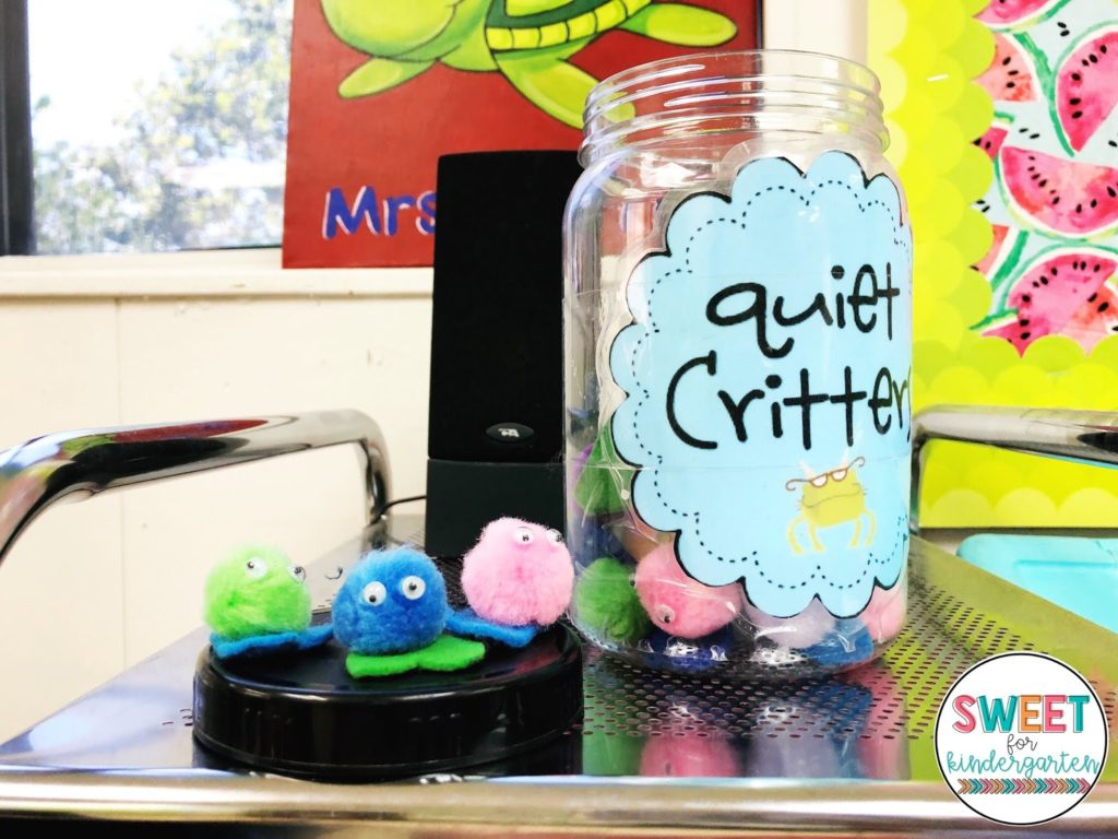 Behavior Management In Kindergarten Sweet For Kindergarten