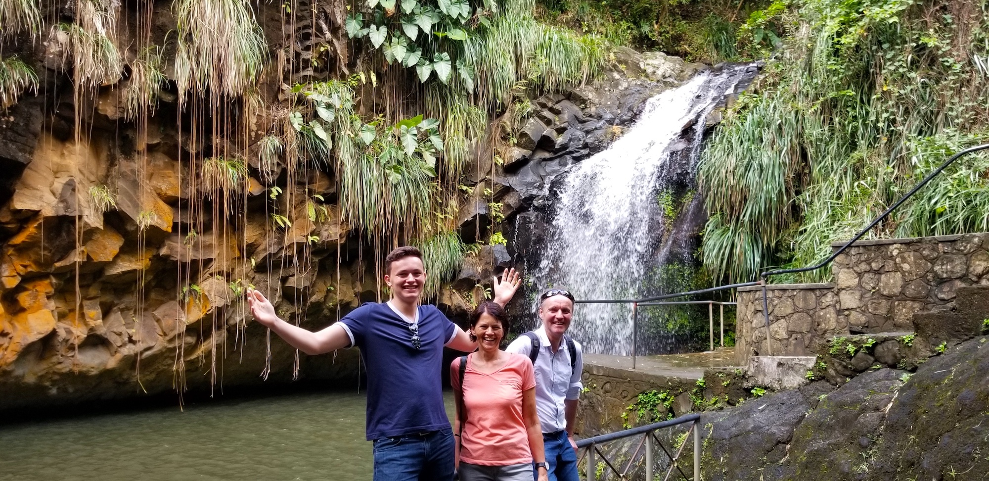 Fort and Rainforest Tour Grenada