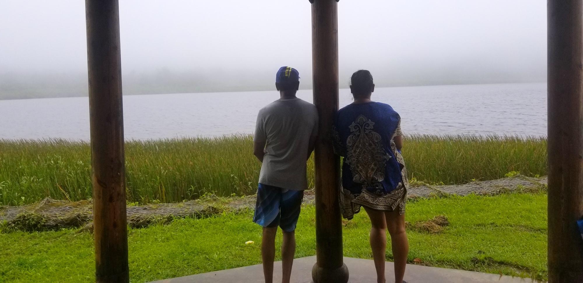 Grand Etang Lake Tour