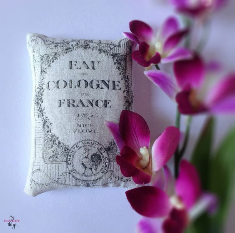 How To Make DIY Lavender Sachets