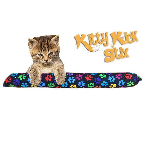 Kitty Kick Stix Review and Giveaway!