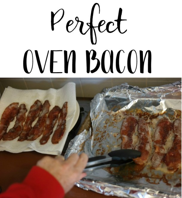 Perfect Oven Bacon