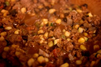 Mexican Ground Beef Not-Just-For-Tacos Filling