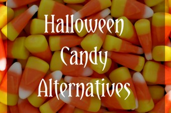 Halloween candy alternatives