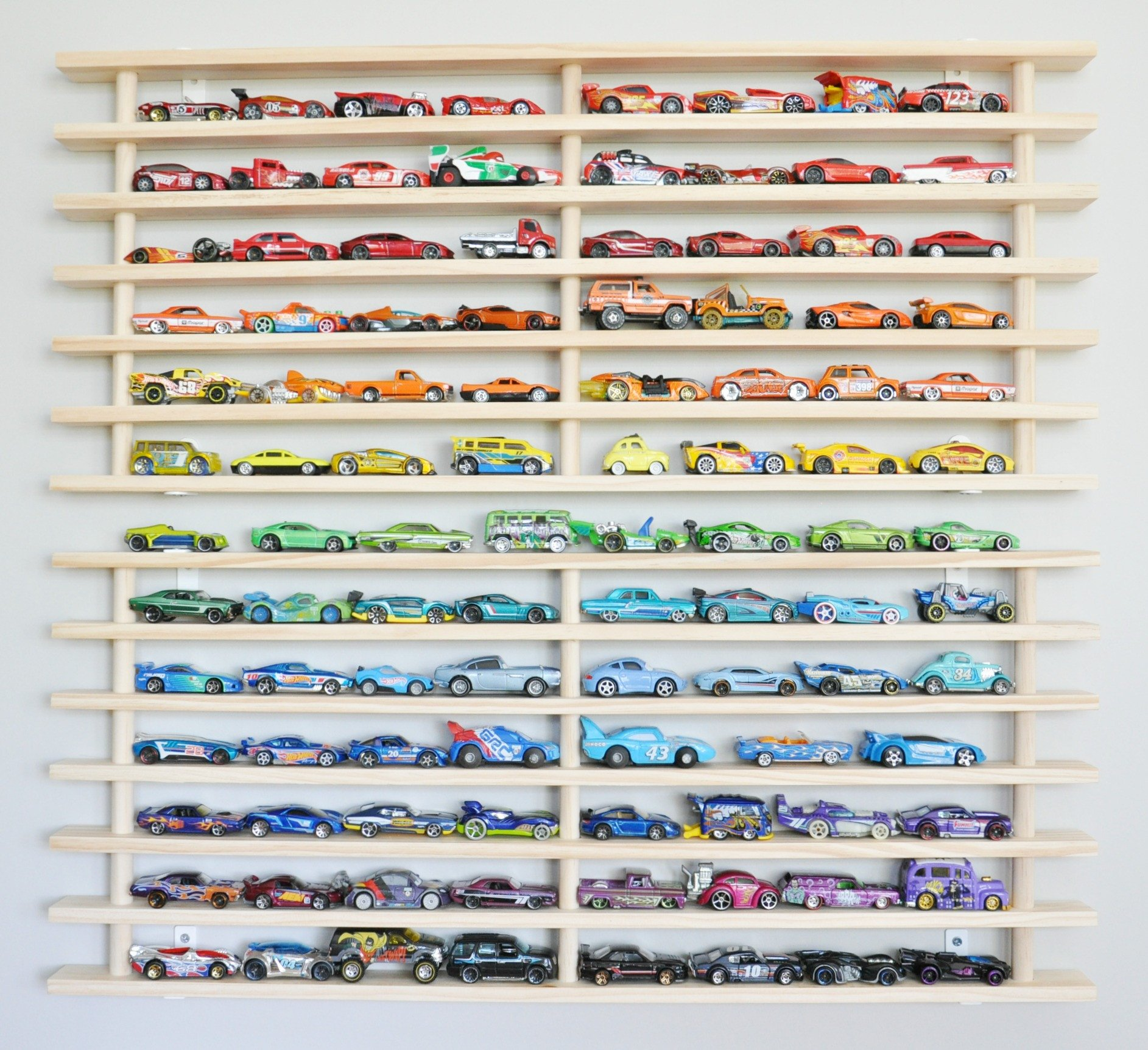hot wheels storage