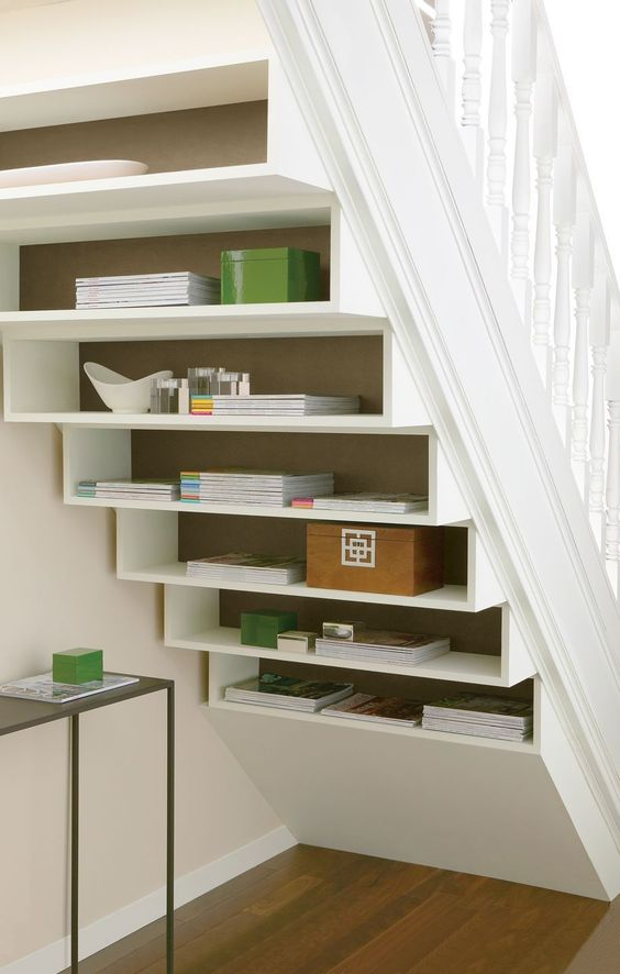 clever under stairs storage solutions