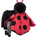 Lady bug Costume on Sweetie Pie and Cupcakes
