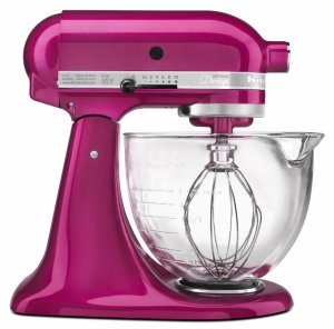 Best Kitchen Aid Mixer Review Raspberry Color