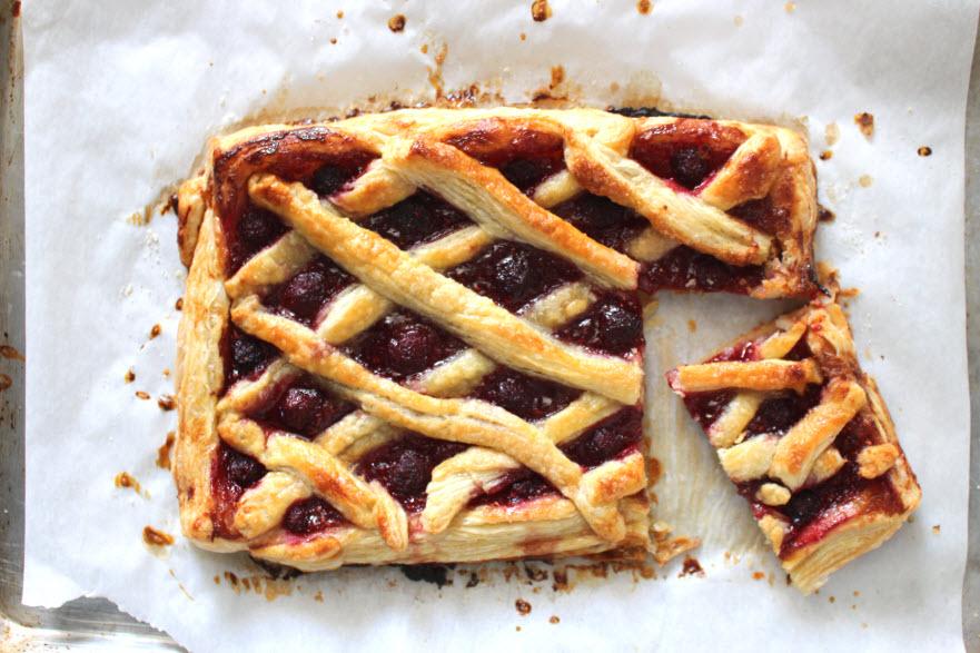 Raspberry Tart treat