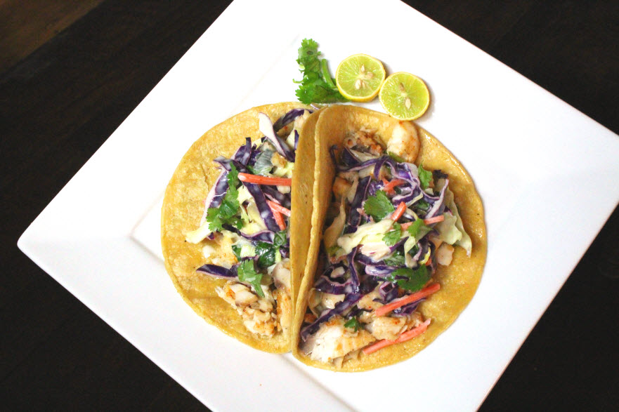 Best Chili Lime Fish Tacos Recipe