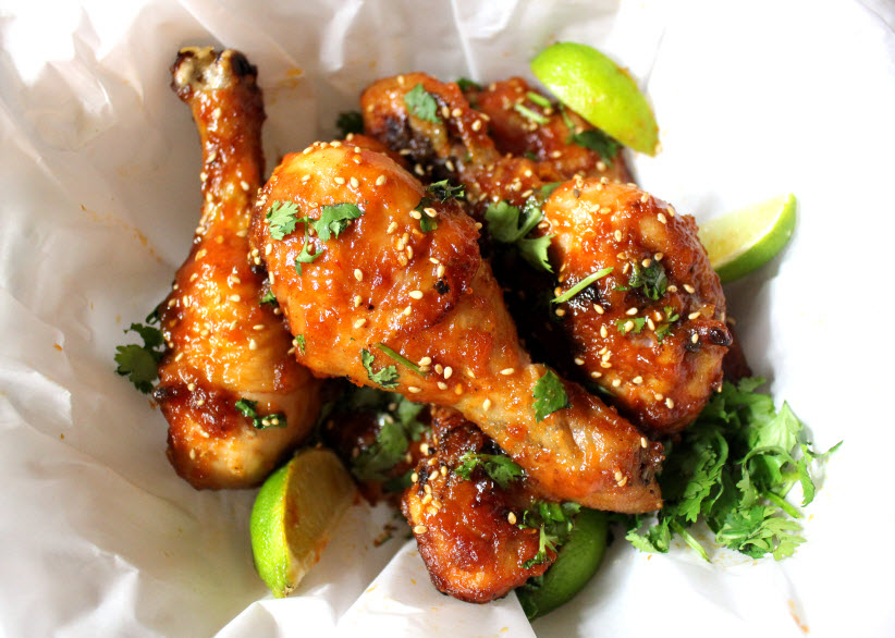 Restaurant Style Chicken Wings