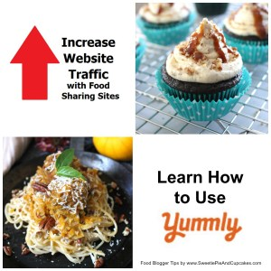 food blogger tips and increase traffic
