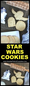 Star Wars Cookies Pin
