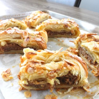 Easy Almond Pastry Recipe