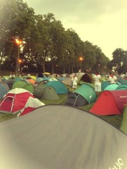 Les tentes Quechua