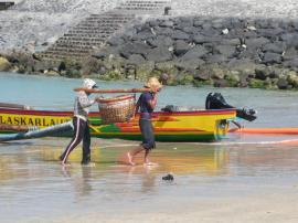 Pêcheurs de Jimbaran