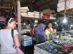 Marché aux poisson de Jimbaran