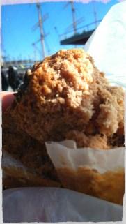 Muffins artistique !