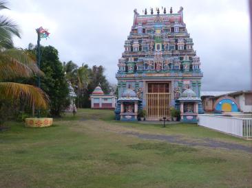 Temple Tamoul de Saint Louis
