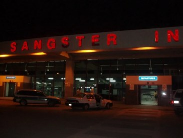What you should know before you go…. Airports