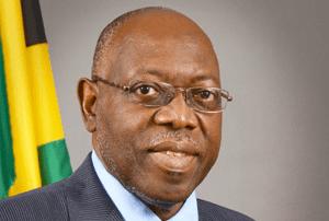 Health Minister The Hon. Dr Fenton Ferguson