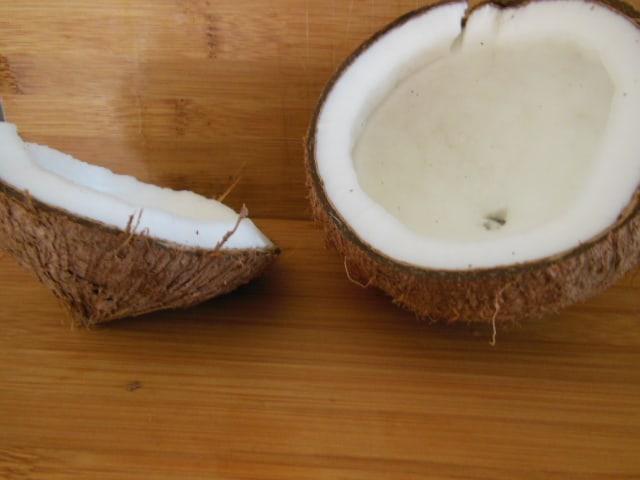 Fresh Coconut Jamaica