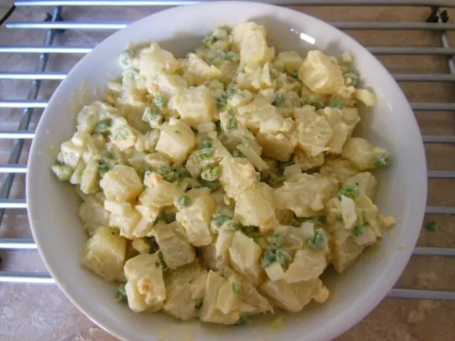 Jamaican Potato Salad Recipe