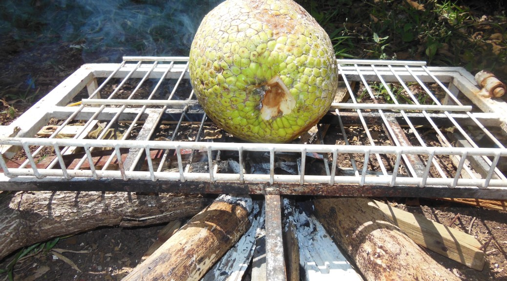 Roast the Breadfruit