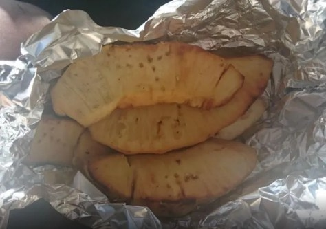 JamDung Bar and Grill - Roast Breadfruit