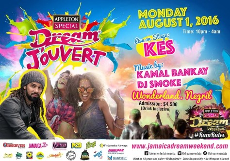 Dream Jouvert