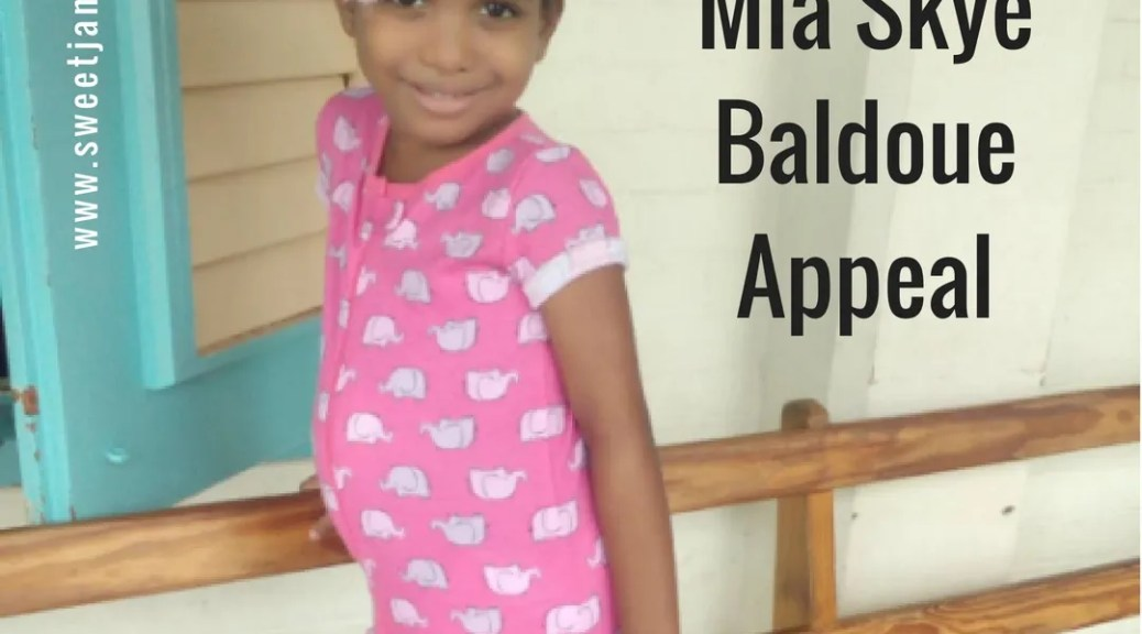 Pray for Mia Skye Baldoue Appeal
