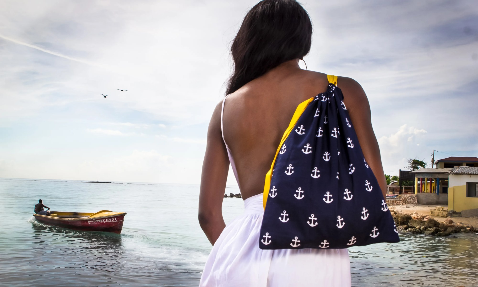 Swimsuit Bag Janz Creations