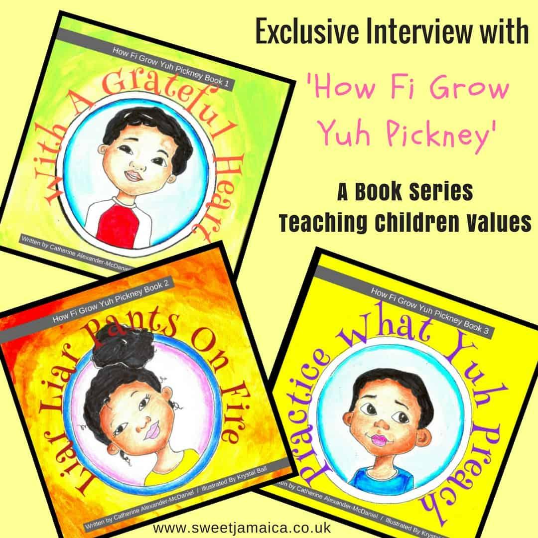 How Fi Grow Yuh Pickney Book Series