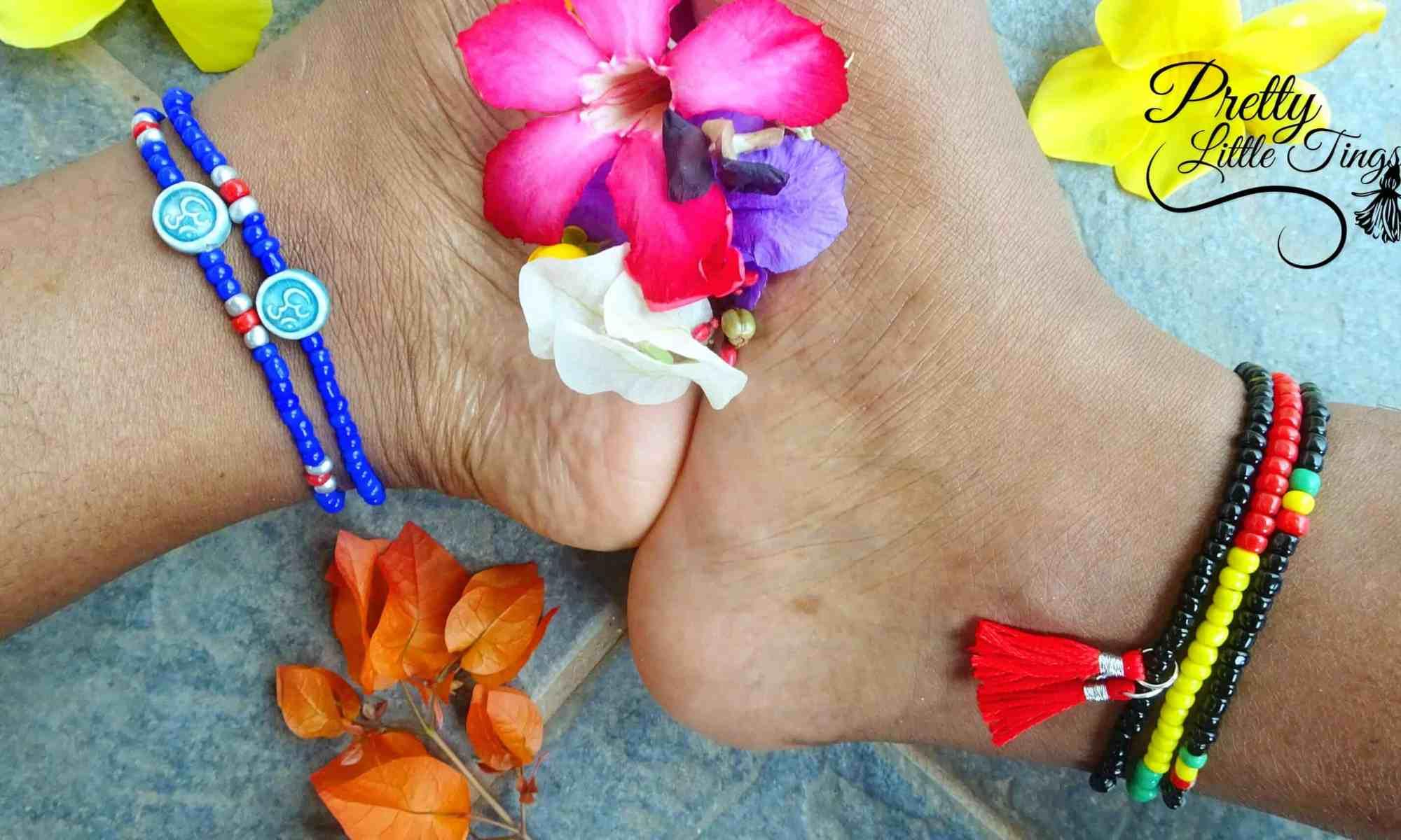 Pretty Little Tings Ankle Bracelets