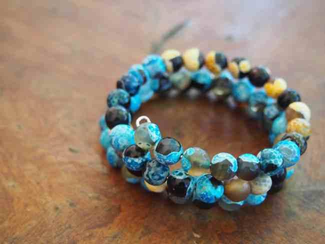 Pretty Little Tings Turquoise Bracelets