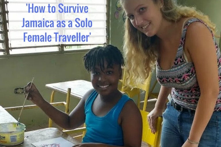 Travelling to Jamaica as a Solo Female