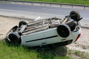 Jared Pillow Injured in Rollover Crash on Highway 174 [Grand Coulee, WA]