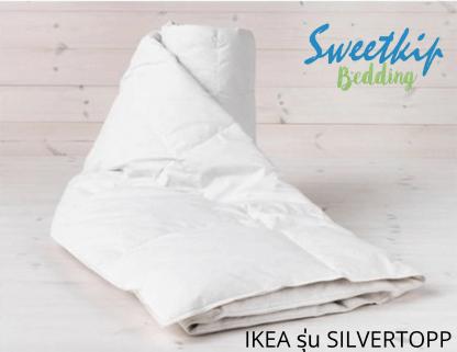ผ้านวม IKEA SILVERTOPP