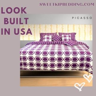 ผ้านวม Picasso ลาย Look รุ่น Built In USA