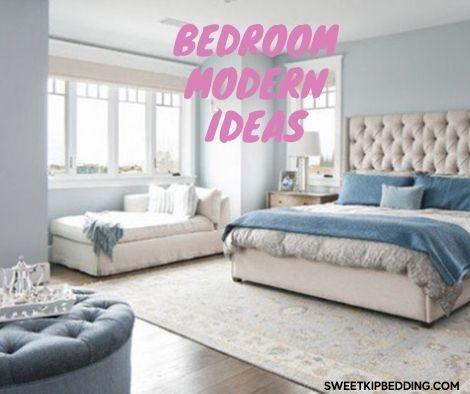 ไอเดียตกแต่งห้องนอนผ้านวมสีขาว