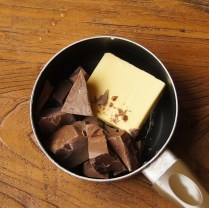 Butter+chocolate