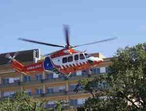 Paraglider Injured Following Crash Into Mountainside of Soboba Road Near Chabela Drive [San Jacinto, CA]