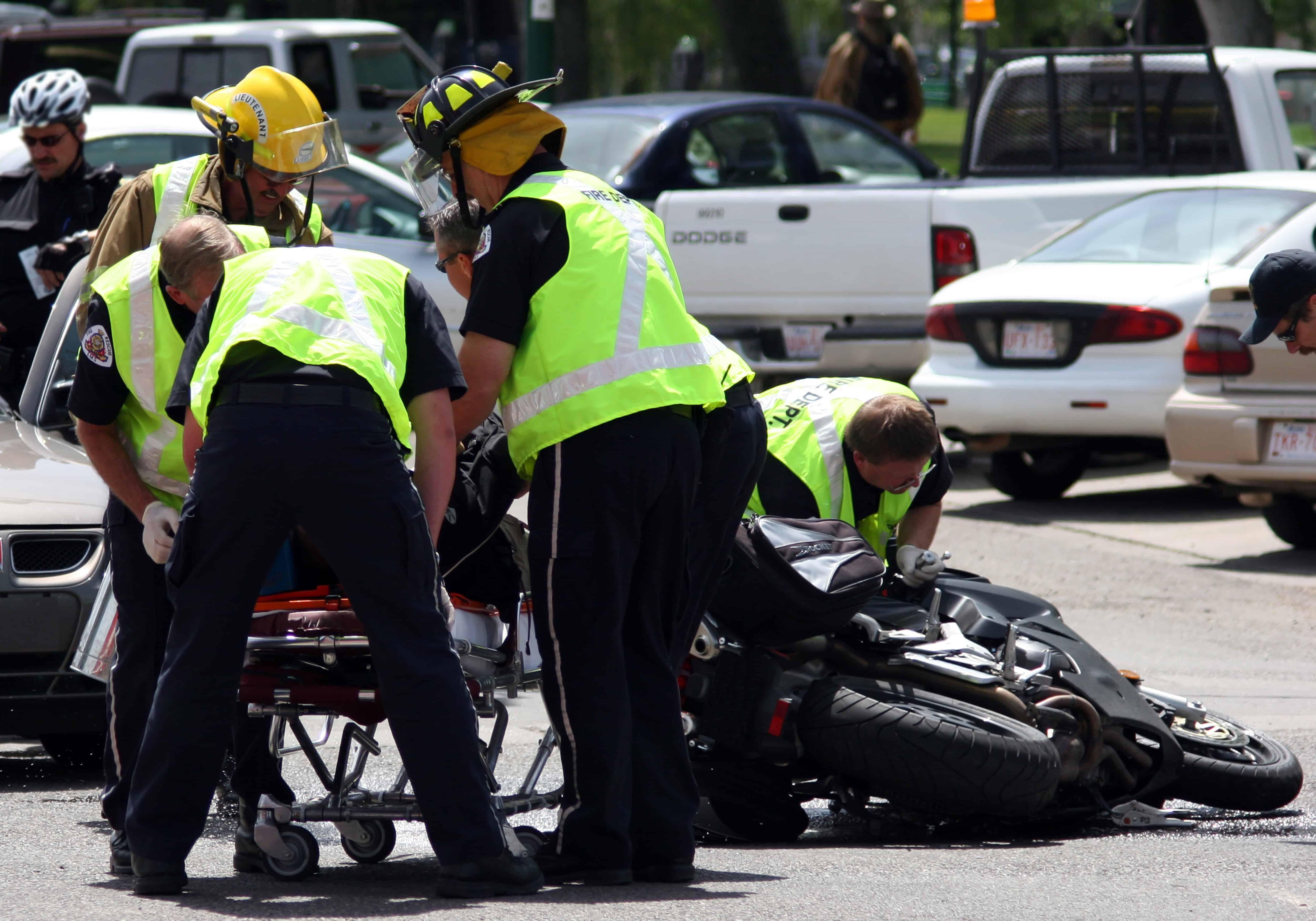 Man Dead in Motorcycle Accident on 60 Freeway Near Watkins