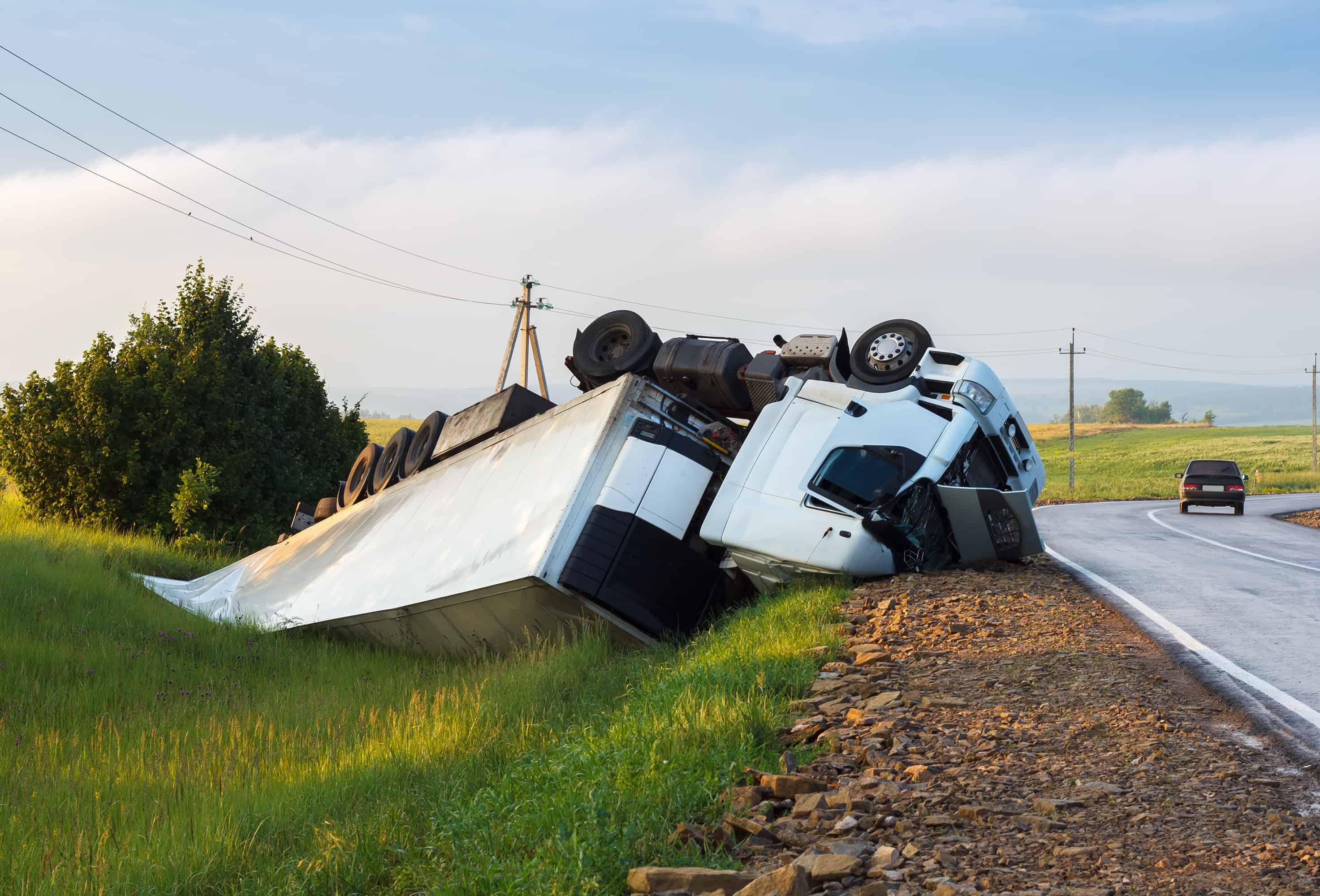 Danny Joya Killed in Big Rig Accident on Ramona Expressway