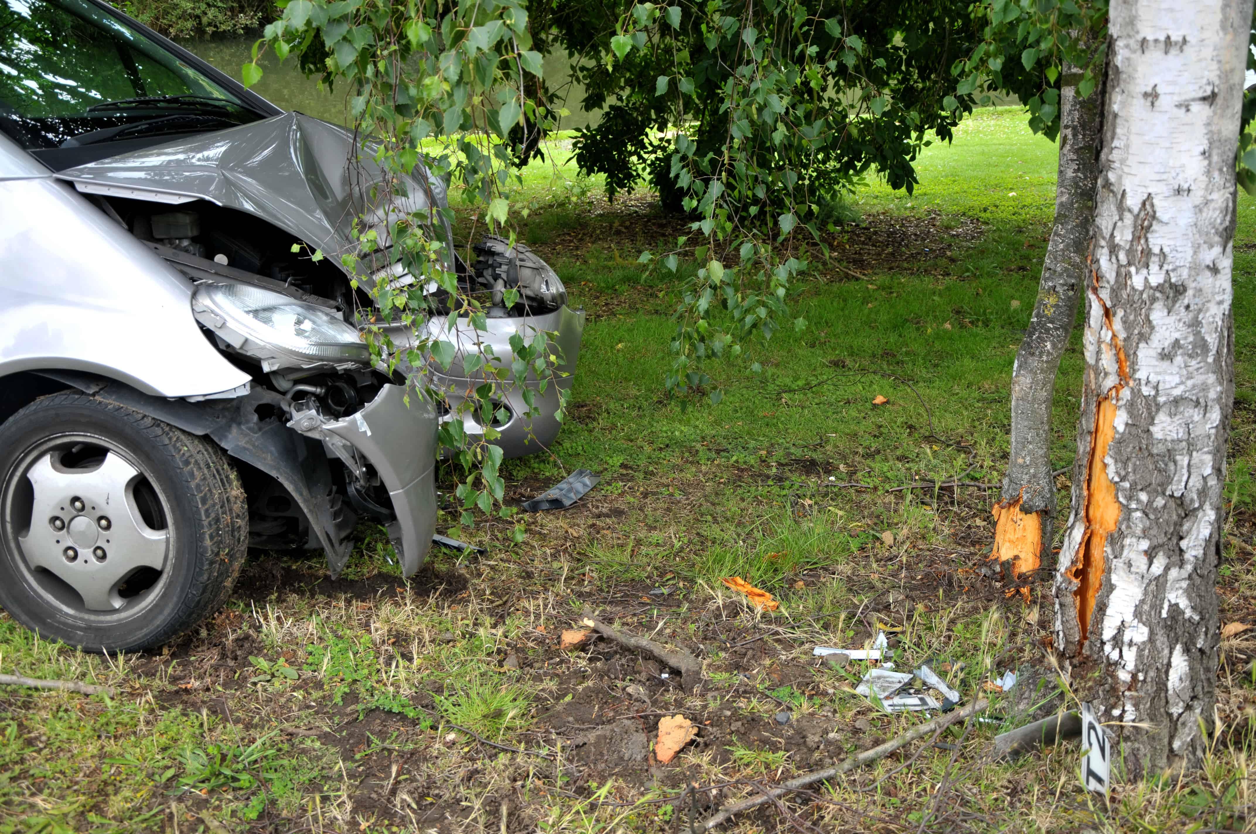 Jason Atonio, Scott Poloai Injured in Single-Vehicle Crash