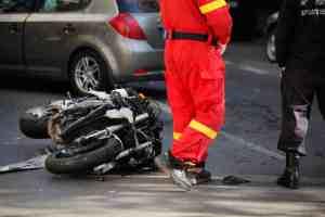 Motorcycle Rider Down in Crash on 680 Freeway [Alamo, CA]