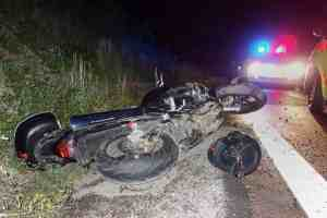 Motorcyclist Sustains Major Injuries in Accident on Highway 1 [Aptos, CA]