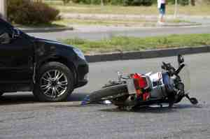 COSTA MESA, CA - Motorcyclist Seriously Injured in Crash on 405 Freeway at Bristol Street