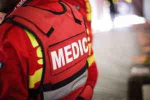 DUBLIN, CA - One Injured in Two-Car Crash on 580 Freeway at El Charro Road